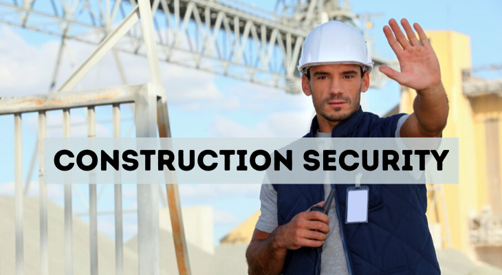 Construction Site Security Edmonton