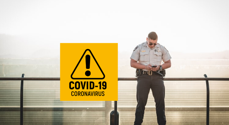 COVID 19 security Guard services